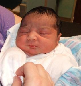 Baby Hannah