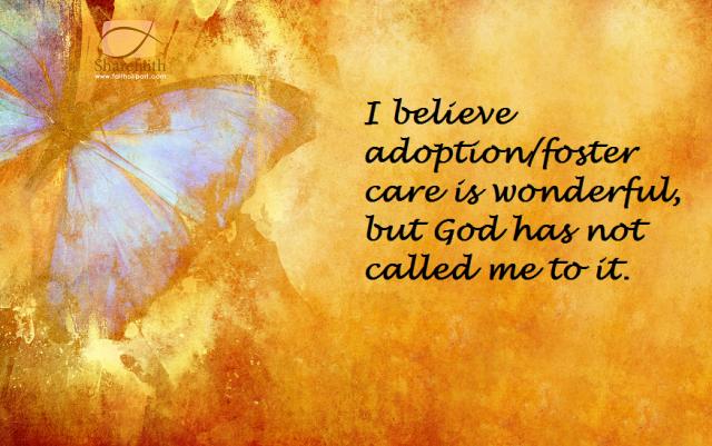 adoption myth