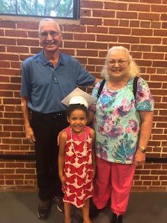Harmony's graduation